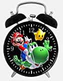 Dekad Super Mario Yoshi W13 Wecker, 9,5 cm, Raumdekoration