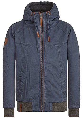 Naketano Male Jacket Survive & Advance Dark Blue