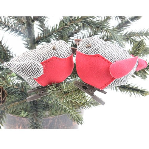 gisela-graham-pair-of-clip-on-robin-red-breast