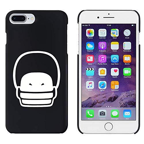 Azeeda Schwarz 'Amerikanisch Fußball Helm' Hülle für iPhone 7 Plus (MC00189638)