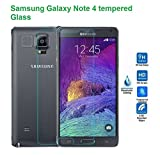 FrossKin 2.5D Curve Tempered Glass For Samsung Galaxy Note 4 Anti Fingerprint Anti