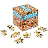 Impossipuzzle Cubes Penguins