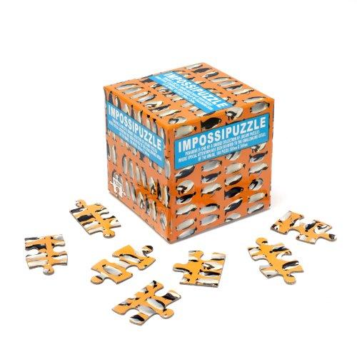 Cubi Impossipuzzle - Puzzle 100 Pezzi (Funtime