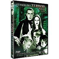 Pack Clásicos del Terror Años 30  Vol. 2: La Máscara de Fu Manchú + King Kong + Satanás + La Marca del Vampiro + Muñecos Infernales + Esmeralda, la Zíngara