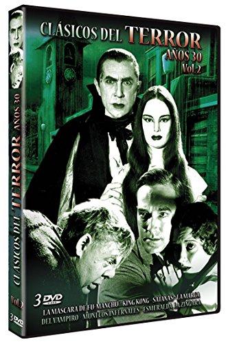 pack-clasicos-del-terror-anos-30-vol-2-la-mascara-de-fu-manchu-king-kong-satanas-la-marca-del-vampir