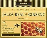 PRONUTRI Jalea Real con Ginseng 10 ampollas