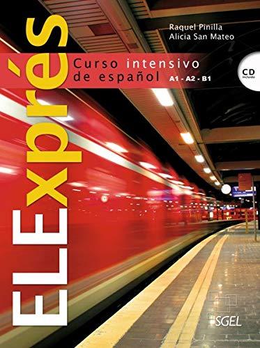 ELExprés. Libro del alumno + MP3-CD: Curso intensivo de español