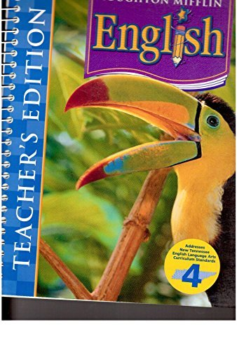 houghton-mifflin-english-grade-4-teachers-edition-by-robert-rueda-2005-05-30