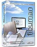 fibuman m - Jahresversion 2017 - Buchhaltungssoftware - Mandantenfähige Finanzbuchhaltung mit Bilanzierung und Einnahme-Überschuss-Rechnung (EÜR) - neueste Version für Windows