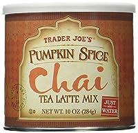 Trader Joe's Pumpkin Spice Chai Latte Mix (2 Pack)