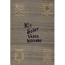 El Solar Vasco Navarro (6 Vols)