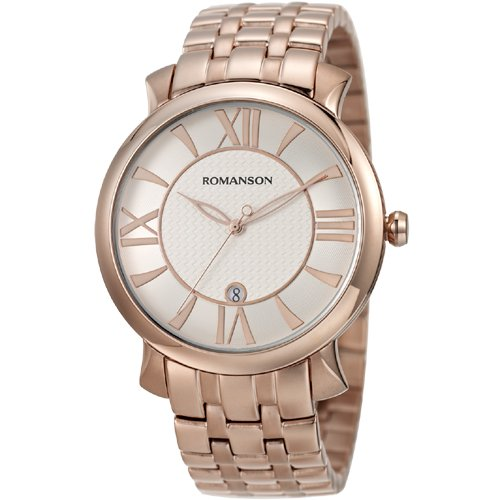 Romanson Modern TM1256MM1RA16R Herrenuhr