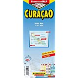 Curaçao: Road map - Christoffelpark, Willemstad, Willemstad and suburbs  (BerndtsonMAP)