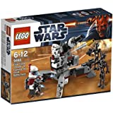LEGO Star Wars - Elite Clone Trooper & Commando Droid Battle Pack (9488)