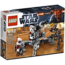 Lego Star Wars 9488 - ARC Trooper & Commando Droid Battle Pack