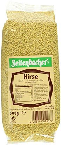Seitenbacher Hirse, 4er Pack (4 x 500 g Packung)