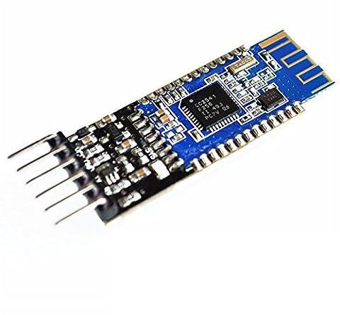 Demarkt HM-10 transparente serielle Schnittstelle Bluetooth 4.0-Modul Bluetooth serielle Schnittstelle Mit logischer Pegelumsetzung