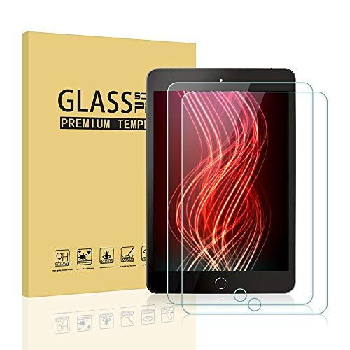 SDTEK *2 Pack Schutzglas für Apple iPad Mini 5 Panzerglas Glasfolie Hartglas Panzerfolie Tempered Glass Screen Protector Schutzfolie Displayschutzglas Apple iPad Mini 5 (2019) (Ipad Screen Mini Protector)