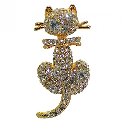 chiquita-broche-chat-cristal-plaquac-or