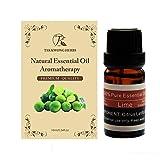 Tkh 100% puro olio essenziale di lime naturale terapeutica frutta estratto 10ml di olio profumato per donne