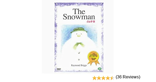 The Snowman 1982 Raymond Briggs Dvd Amazon Fr Dvd Blu Ray
