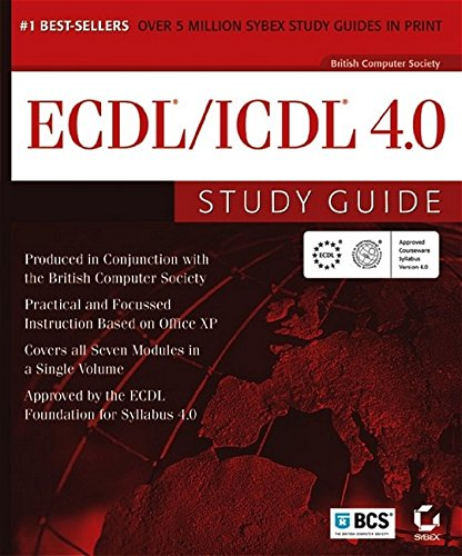 ECDL/ICDL 4.0 Study Guide por J. F. Lancaster