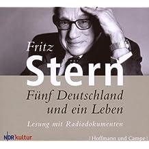 Fünf Deutschland und ein Leben: Lesung mit Radiodokumenten. Auswahl