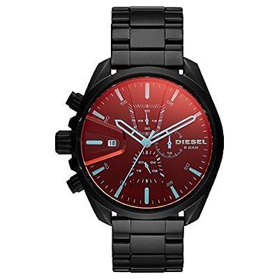 Diesel Reloj Cronógrafo para Hombre de Cuarzo con Correa en Acero Inoxidable DZ4489