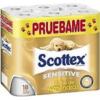 Scottex Sensitive P18 - Papel Higiénico (Papel WC)