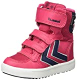 Hummel Mädchen Stadil SUPER Poly Boot JR Schneestiefel, Pink (Bright Rose), 36 EU