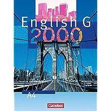 English G 2000, Ausgabe A4, Schülerbuch für Gymnasien 8. Schuljahr