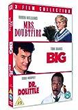 Big/Mrs Doubtfire/Dr Dolittle (3 Dvd) [Edizione: Regno Unito] [Edizione: Regno Unito]