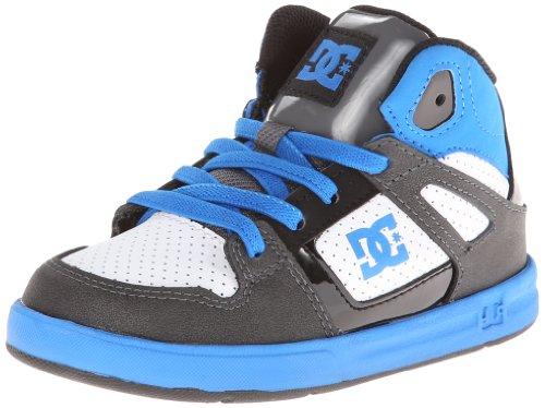 DC Shoes Rebound Ul K, flâneurs garçon Blue/White