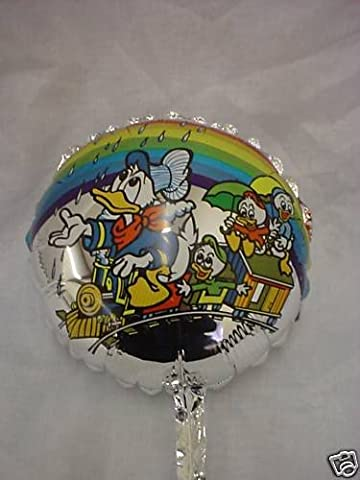 """7 """"Donald Duck Mini papier bulle avec la coupe et bâton - M36"""