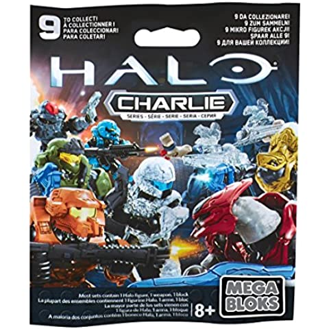 Halo - Mini Personaggi Serie Charlie
