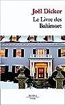 Le Livre des Baltimore par Dicker
