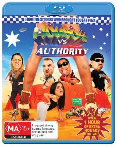 vs. Authority (2012) [Blu-Ray]