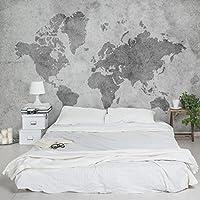 Fotomurale Premium - Vintage World Map II - Carta da