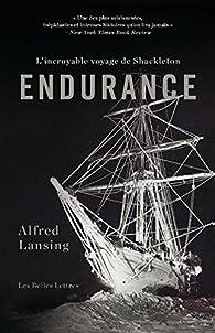 Endurance : L'incroyable voyage de Shackleton par Alfred Lansing