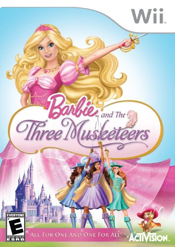 wii-barbie-3-musketeers-import-americain