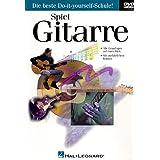 Spiel Gitarre, 1 DVD