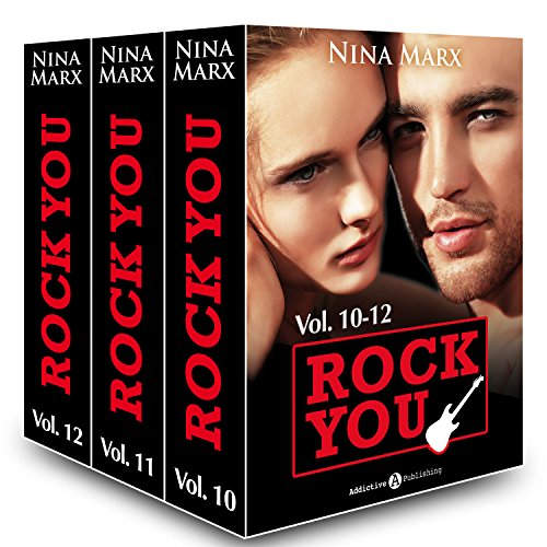 Rock you – Vol. 10-12 por Nina Marx