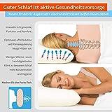 Orthopädisches Nackenstützkissen – Probiotic Argentum - 2