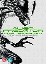 Alien & Predator Total Destruction Box Set [Import anglais]