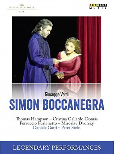 Verdi: Simon Boccanegra (Legendary Performances) [DVD]