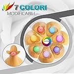 Diffusore-di-Aromi-300ml-InnooCare-Diffusore-di-Olio-Essenziale-Ultrasuoni-Vaporizzatore-7-Colori-LED-Purificatore-Aria-Diffusore-essenze-Controllo-per-Vaporizzazione-e-Illuminazione