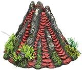 Nobby 28337 Aquarien-deko Aqua Ornaments Vulkan mit Pflanzen