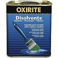 Xylazel - Oxirite Disolvente 750 Ml. 0520003