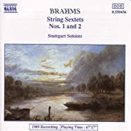 Brahms: String Sextets Nos. 1 And 2