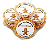 6 x Gingerbread Scented Wax Tart Melts